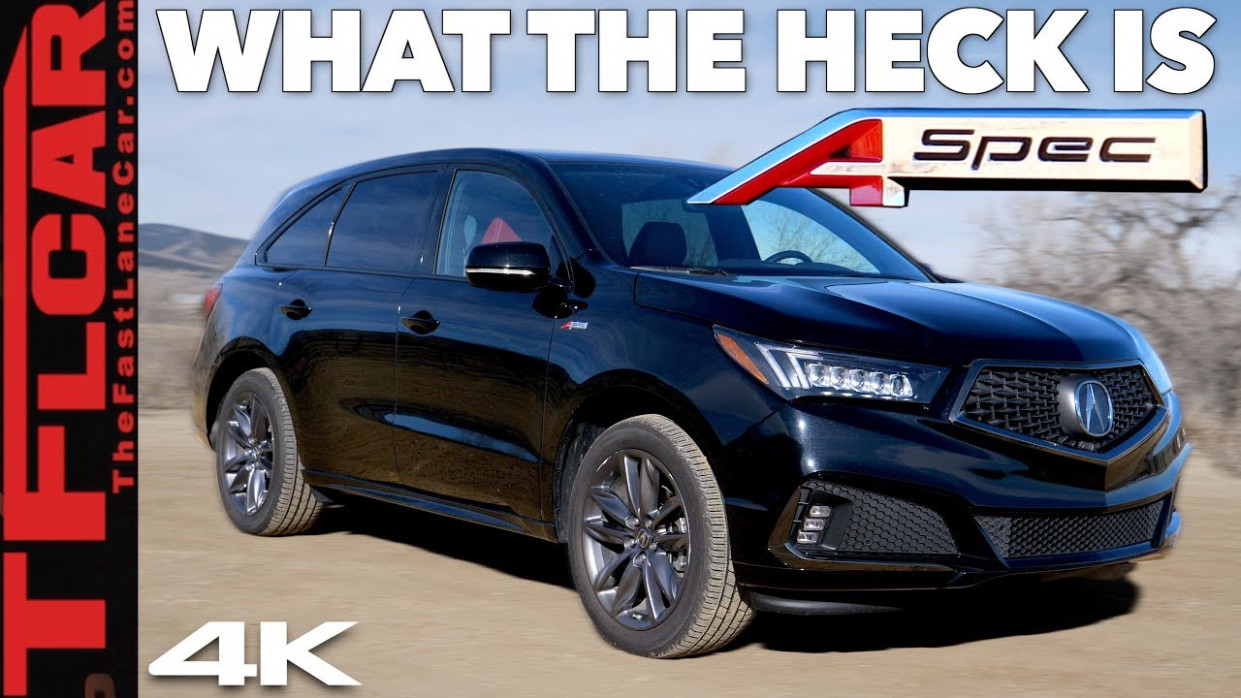 9 Acura MDX A-Spec Review: Here's What Makes It So Different!