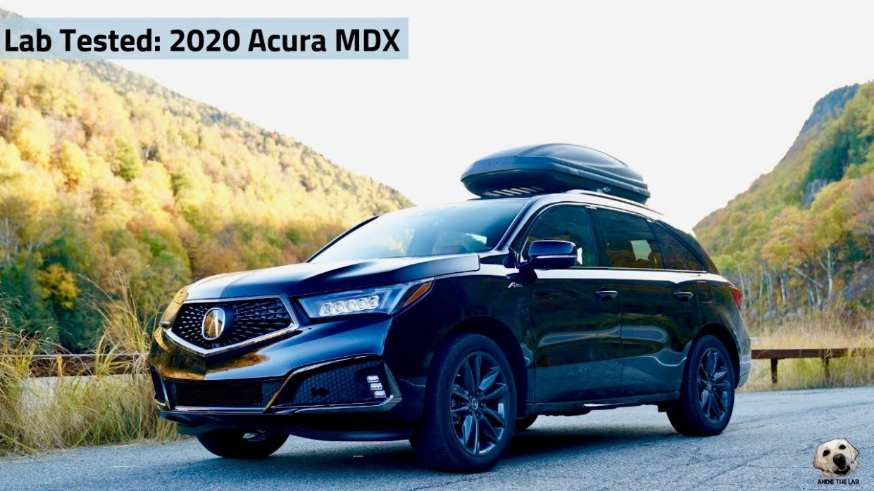 9 Acura MDX: Andie the Lab Review! - 2020 acura mdx youtube