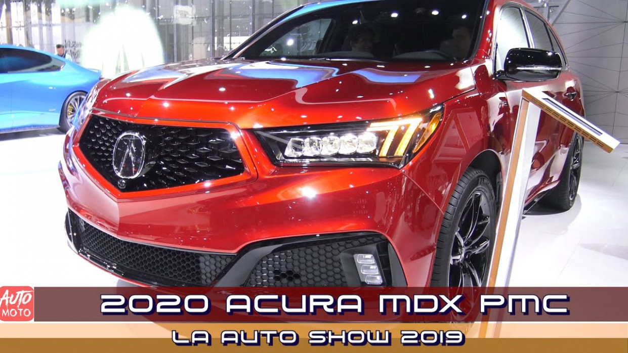 9 Acura MDX PMC - Exterior And Interior - LA Auto Show 9 - 2020 acura mdx youtube