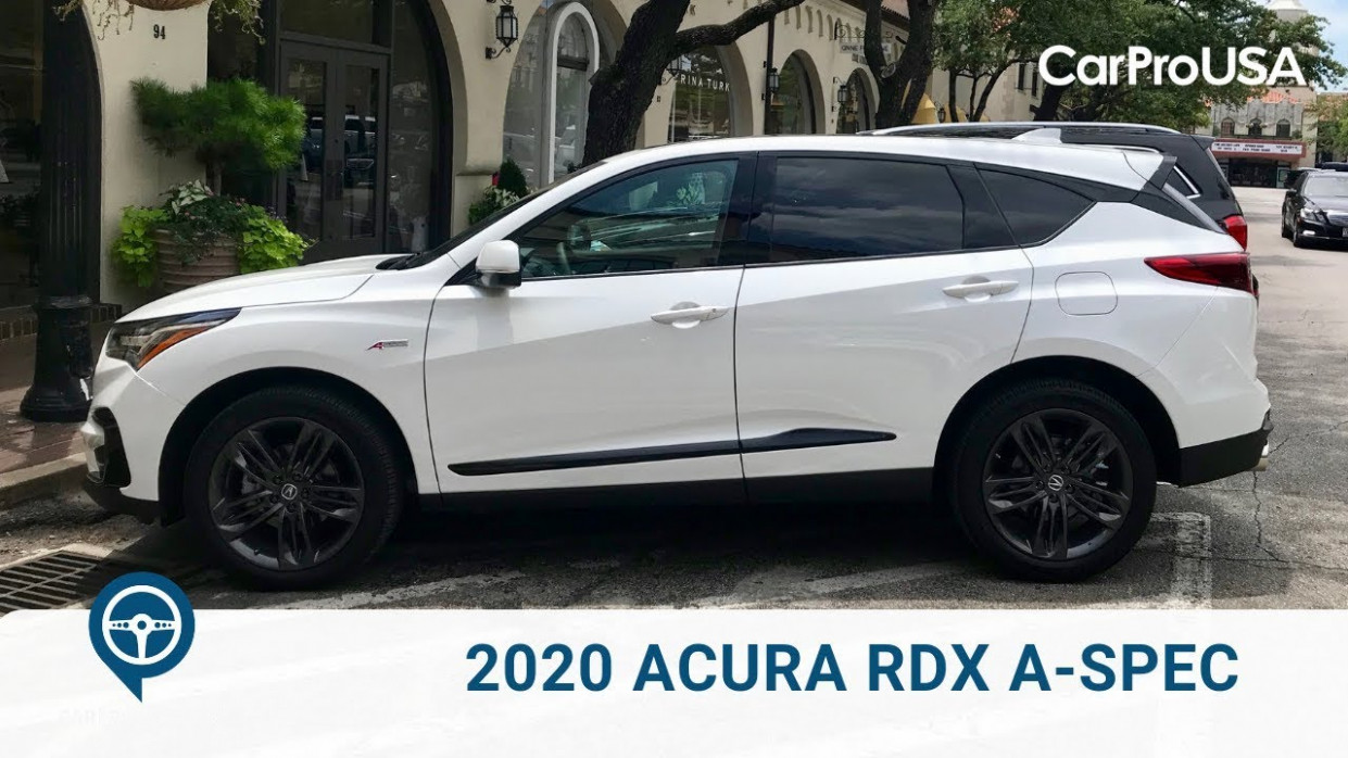 9 Acura RDX A-Spec SH-AWD Review