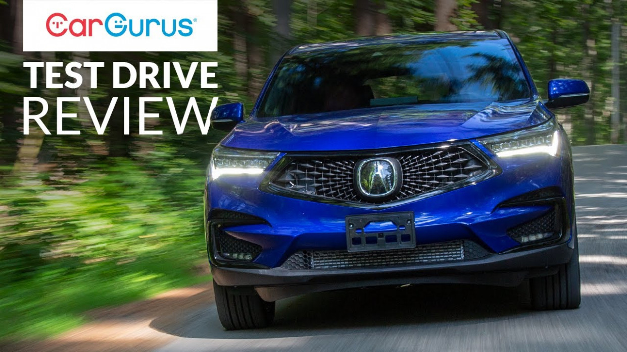 9 Acura RDX - An MVP with a critical flaw - 2020 acura rdx youtube