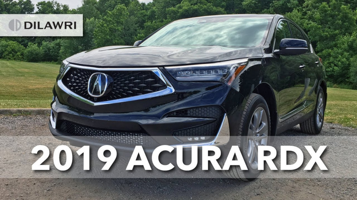 9 Acura #RDX (Platinum Elite): REVIEW - 2020 acura rdx youtube