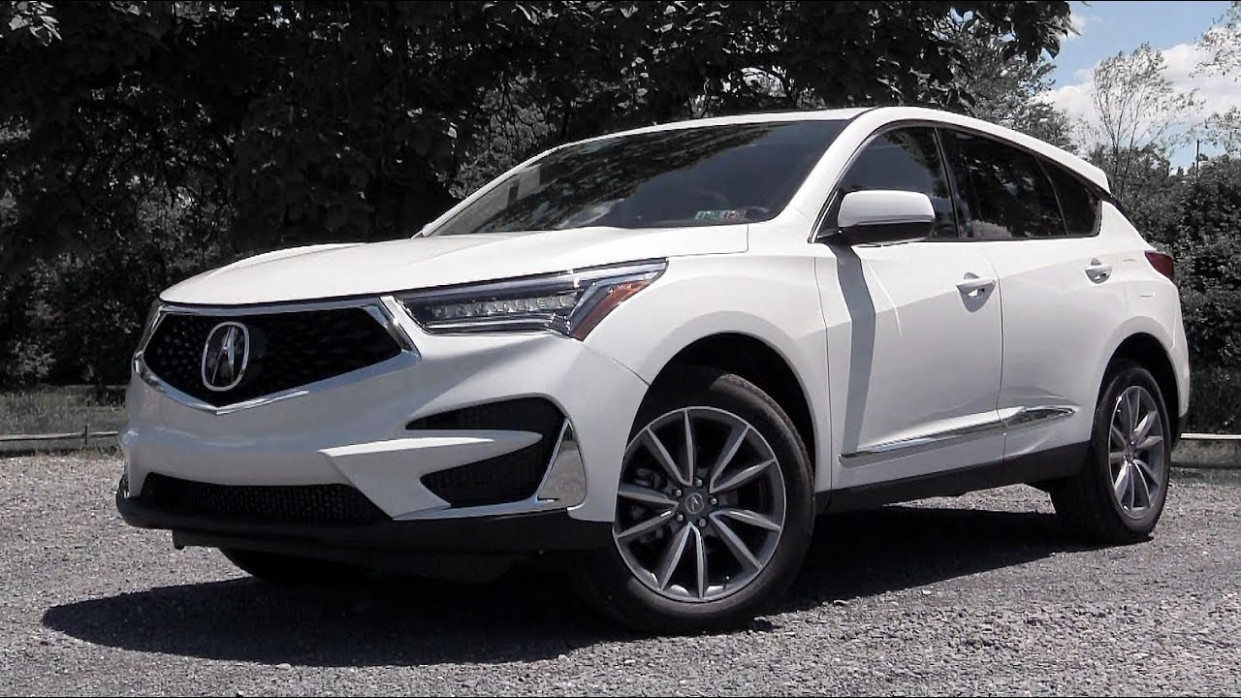 9 Acura RDX: Review