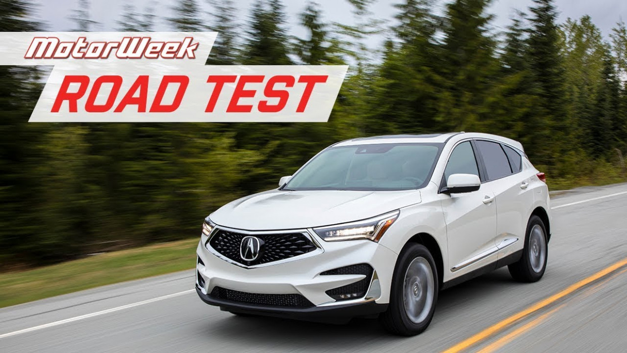 9 Acura RDX | Road Test