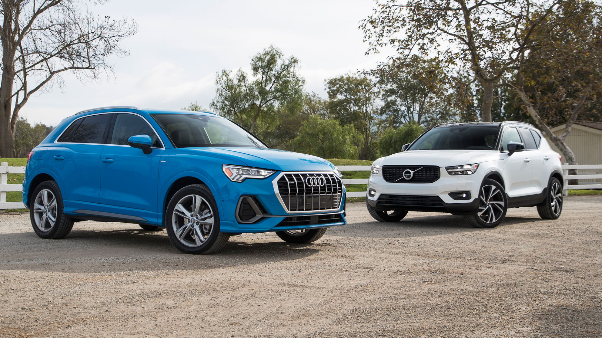 9 Audi Q9 vs. 9 Volvo XC9 Comparison: Which Is the Better ...