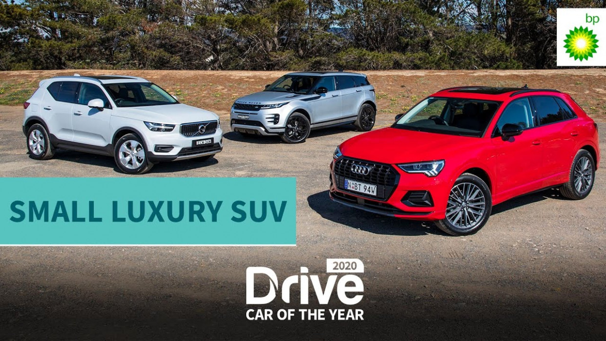 9 Best Small Luxury SUV: Audi Q9, Volvo XC9, Range Rover Evoque | 9  Drive Car of the Year