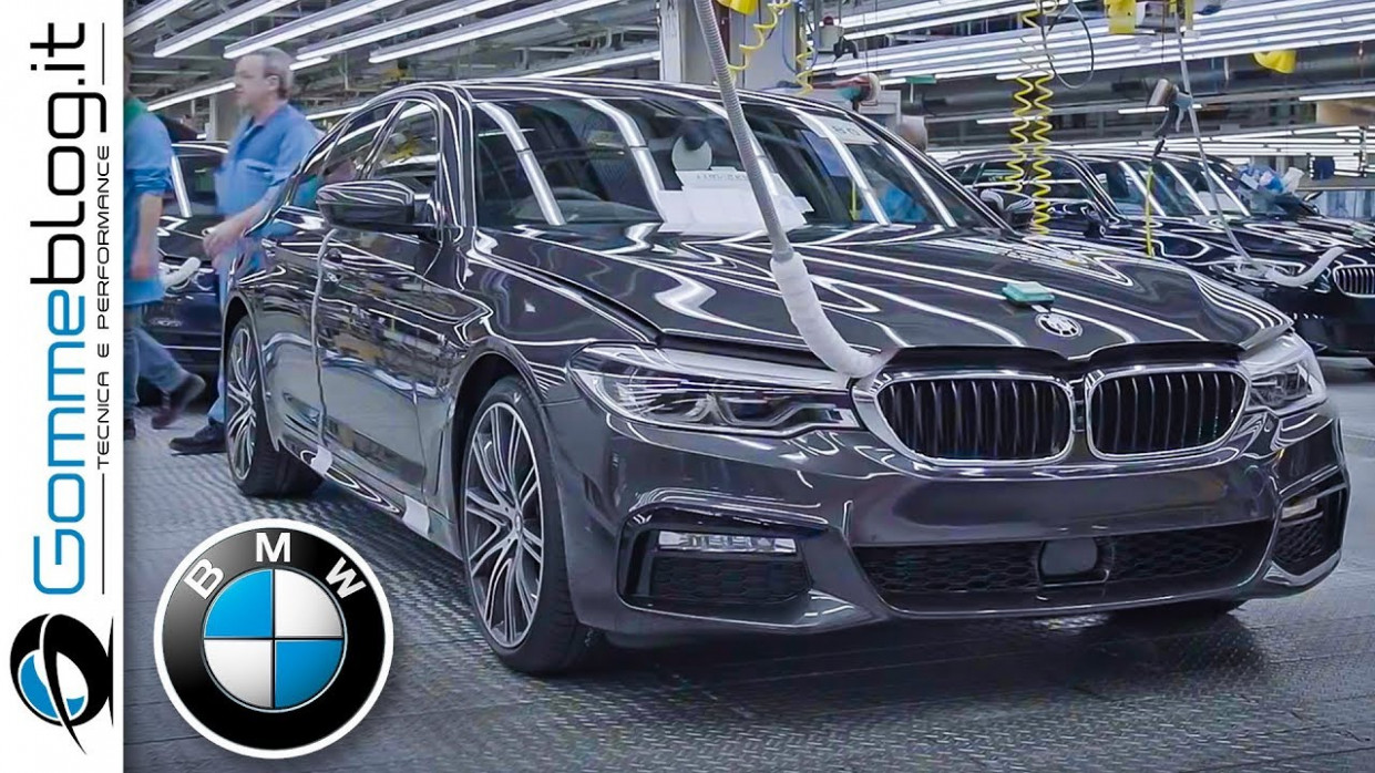 9 BMW 9 Series – PRODUCTION (German Car Factory) - 2020 bmw new car