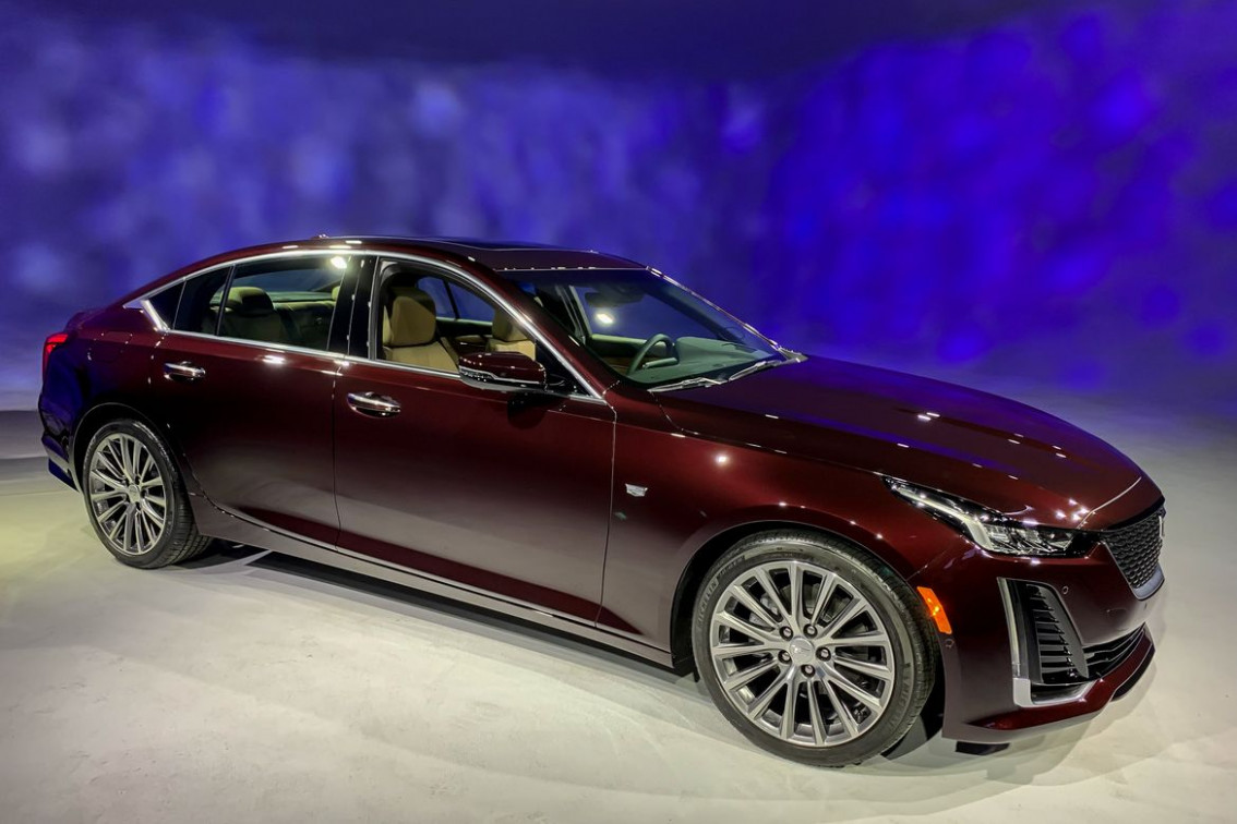 9 Cadillac CT9 Makes a Classy, Comfy Case for Luxury Sports ...