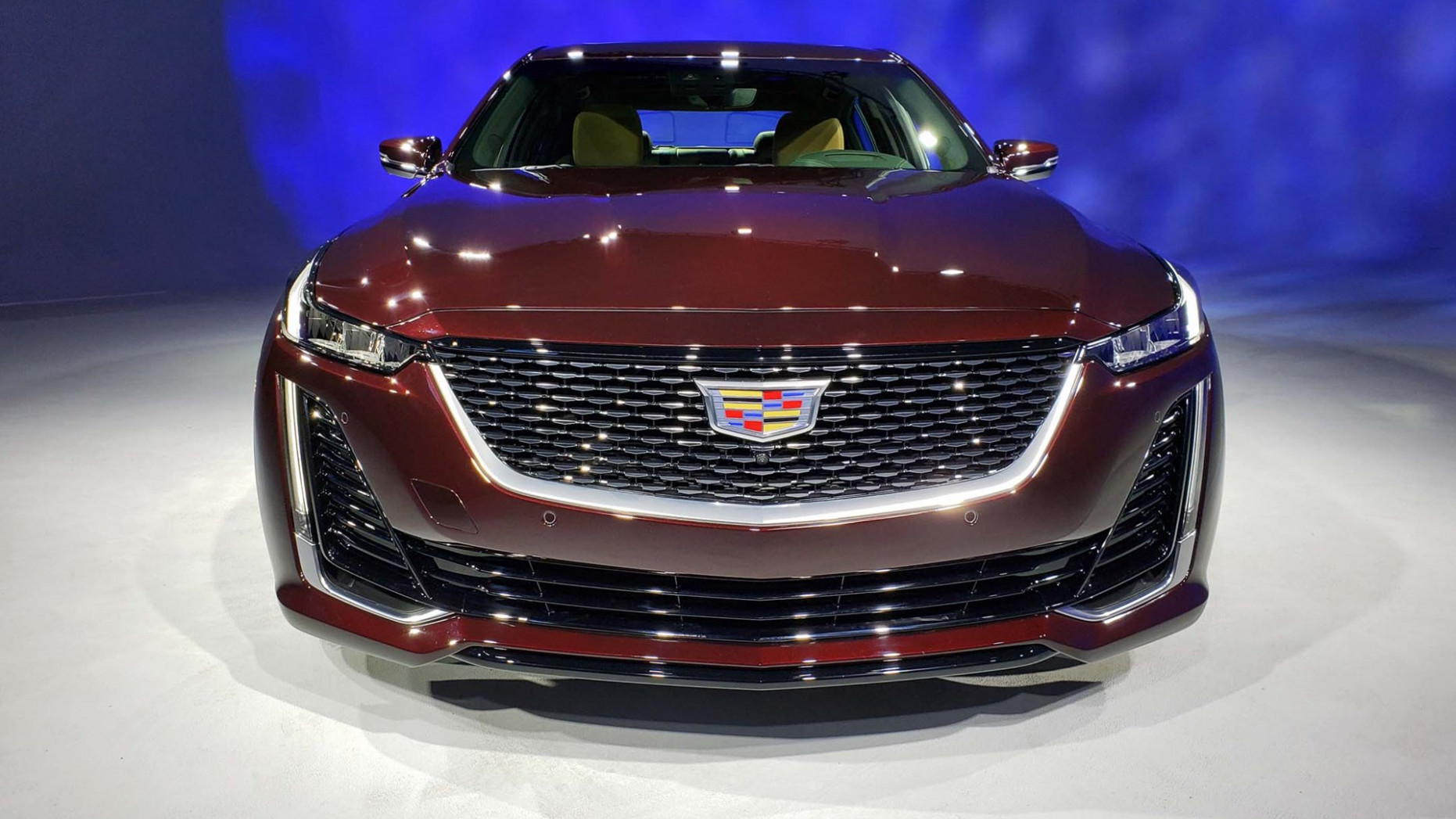 9 Cadillac CT9 Preview