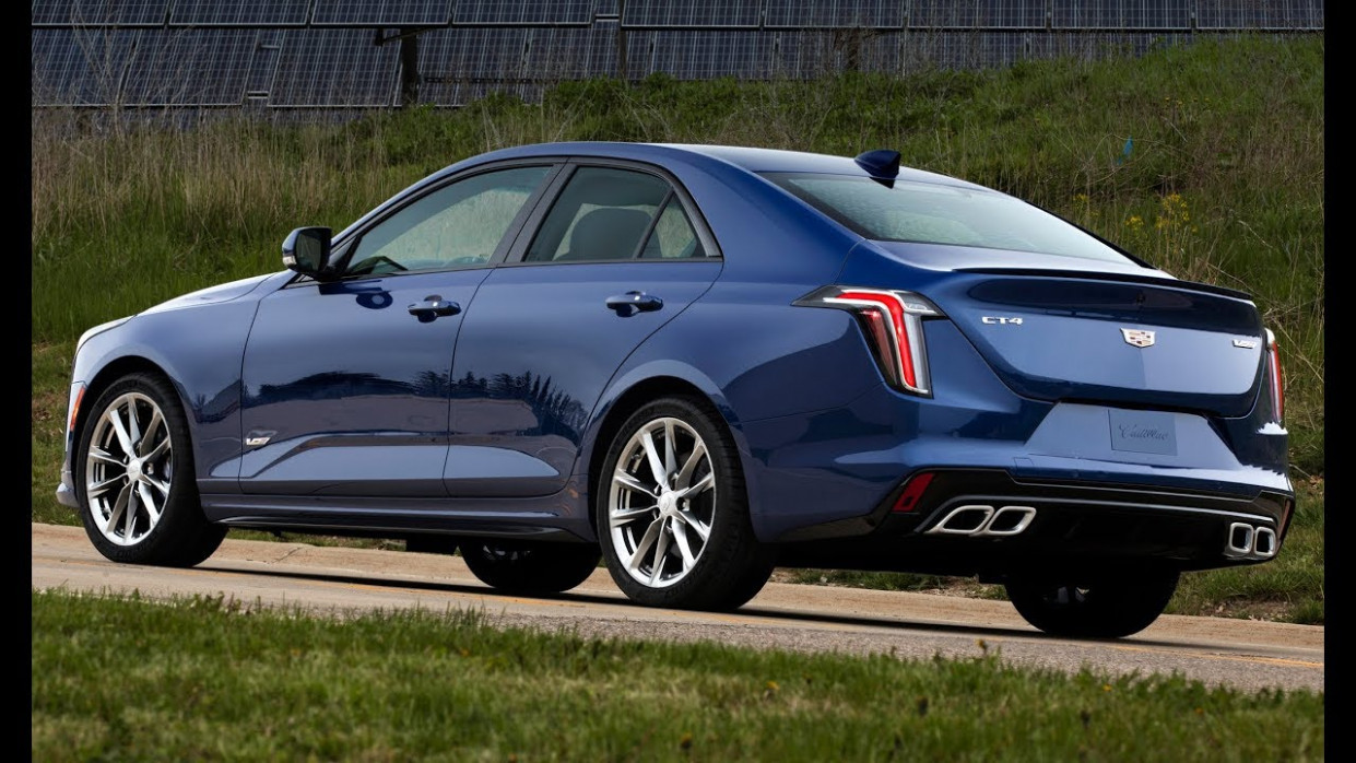 9 Cadillac CT9 V, CT9 V and CT9 V – All new Luxury sports sedans