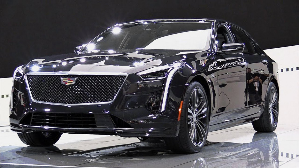 9 Cadillac CT9 V-Sport: First Look