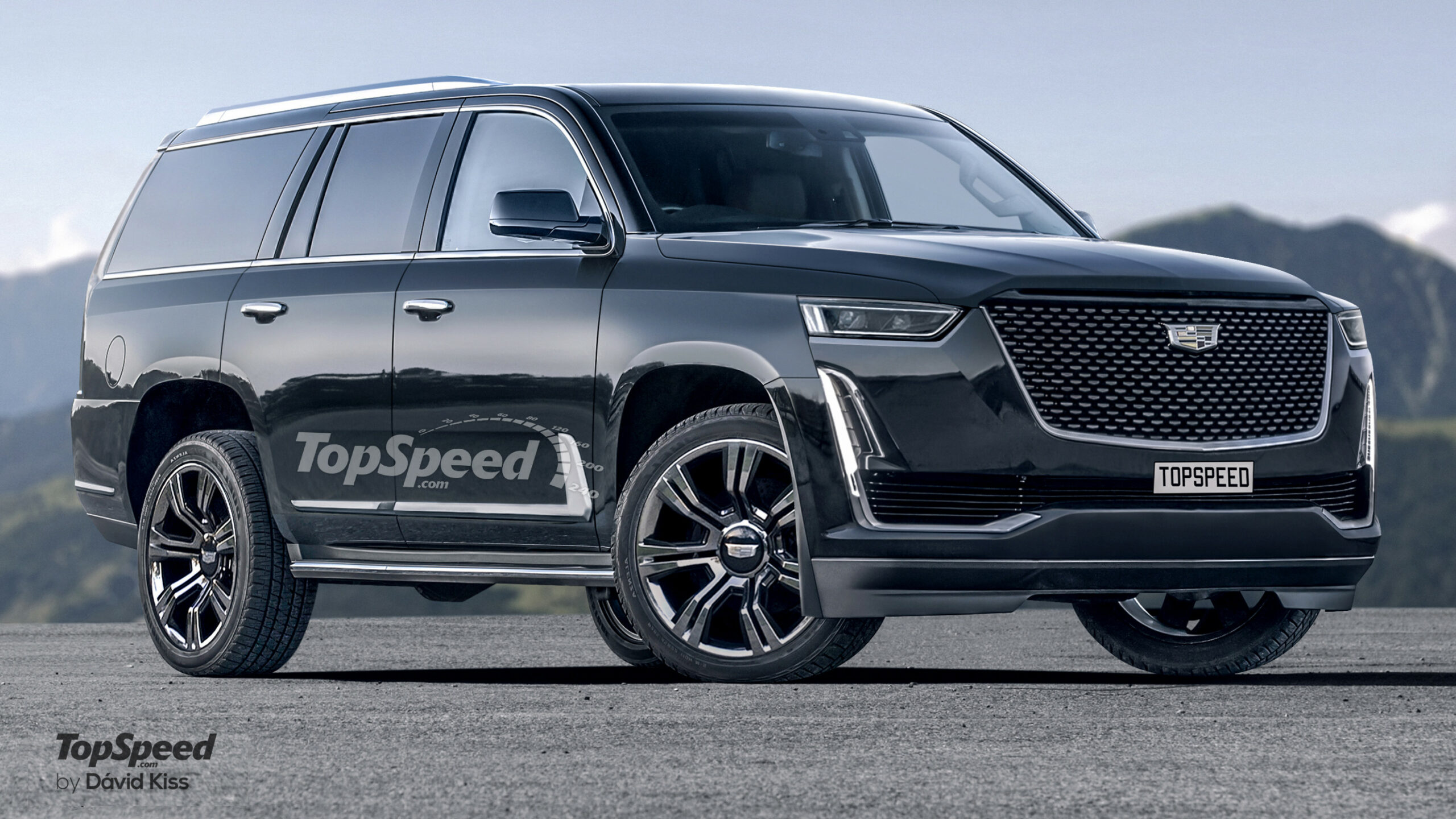 9 Cadillac Escalade | Top Speed - 2020 cadillac truck