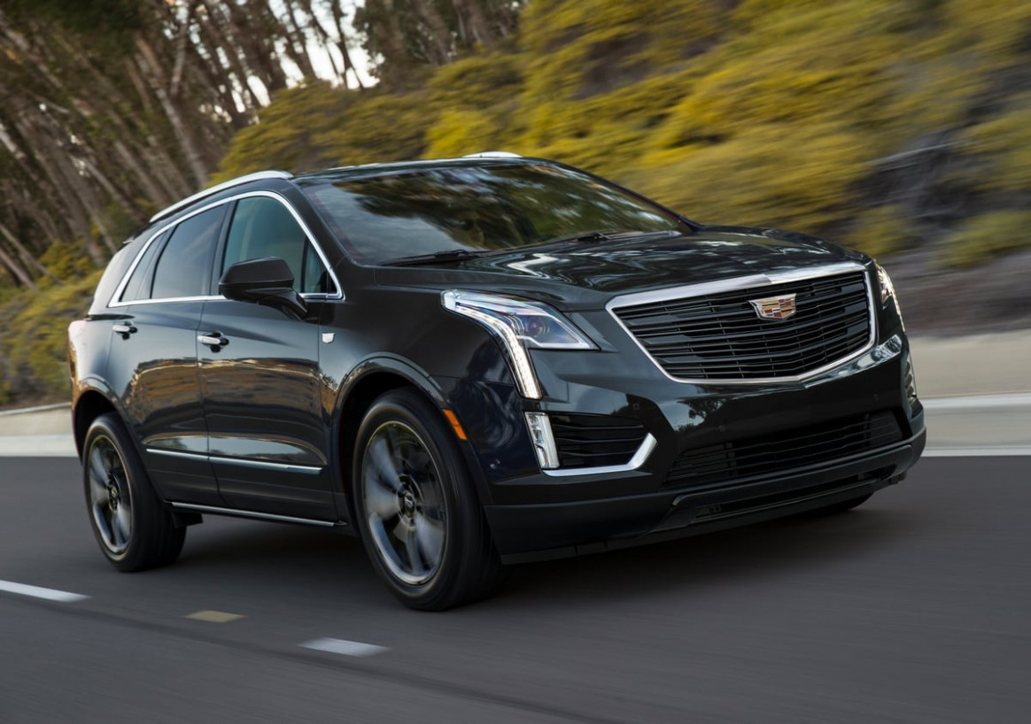 9 Cadillac XT9 Sport Edition Unveiled | Kelley Blue Book