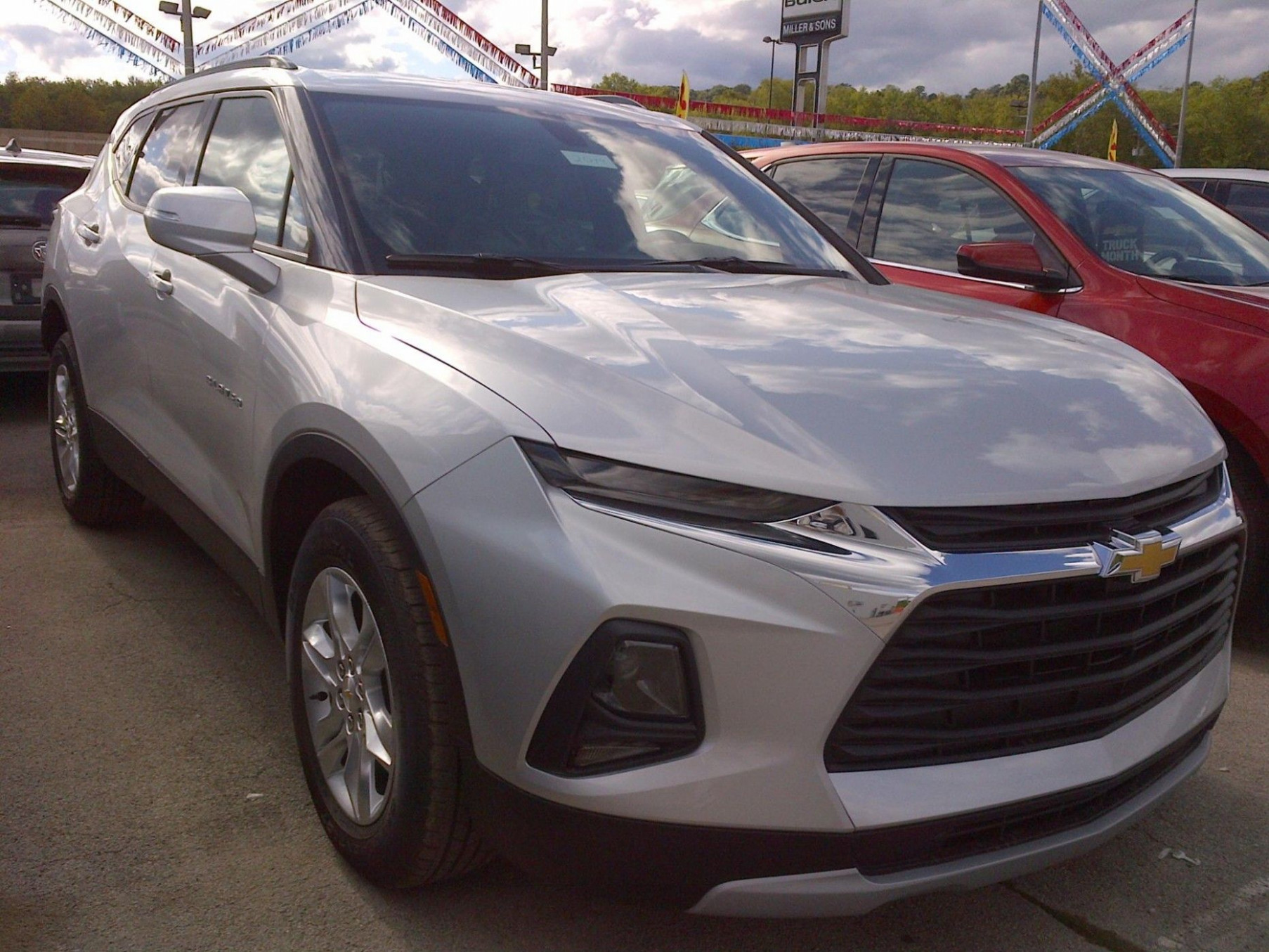 9 Chevrolet Blazer Gas Mileage New Model And Performance - Real ...