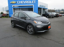 9 Chevrolet Bolt EV for sale in Enumclaw ...
