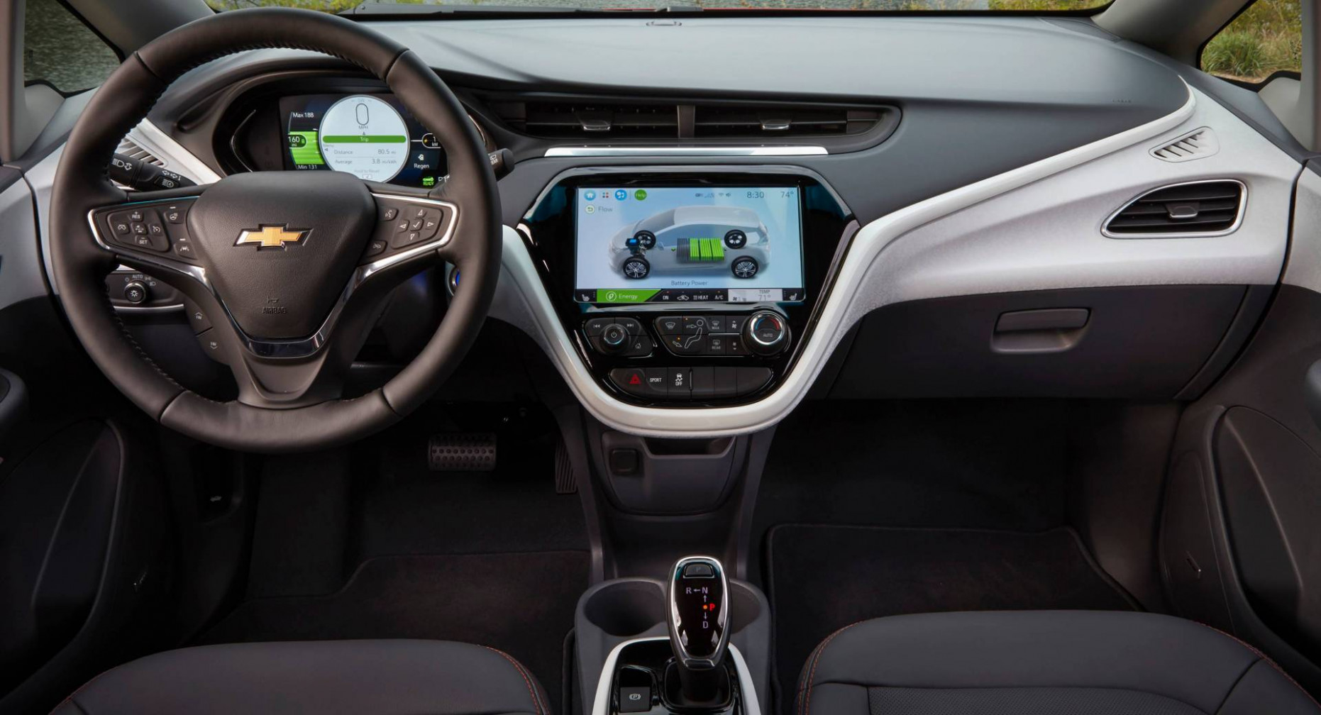 9 Chevrolet Bolt EV To Get Improved Interior For Mid-Cycle ..