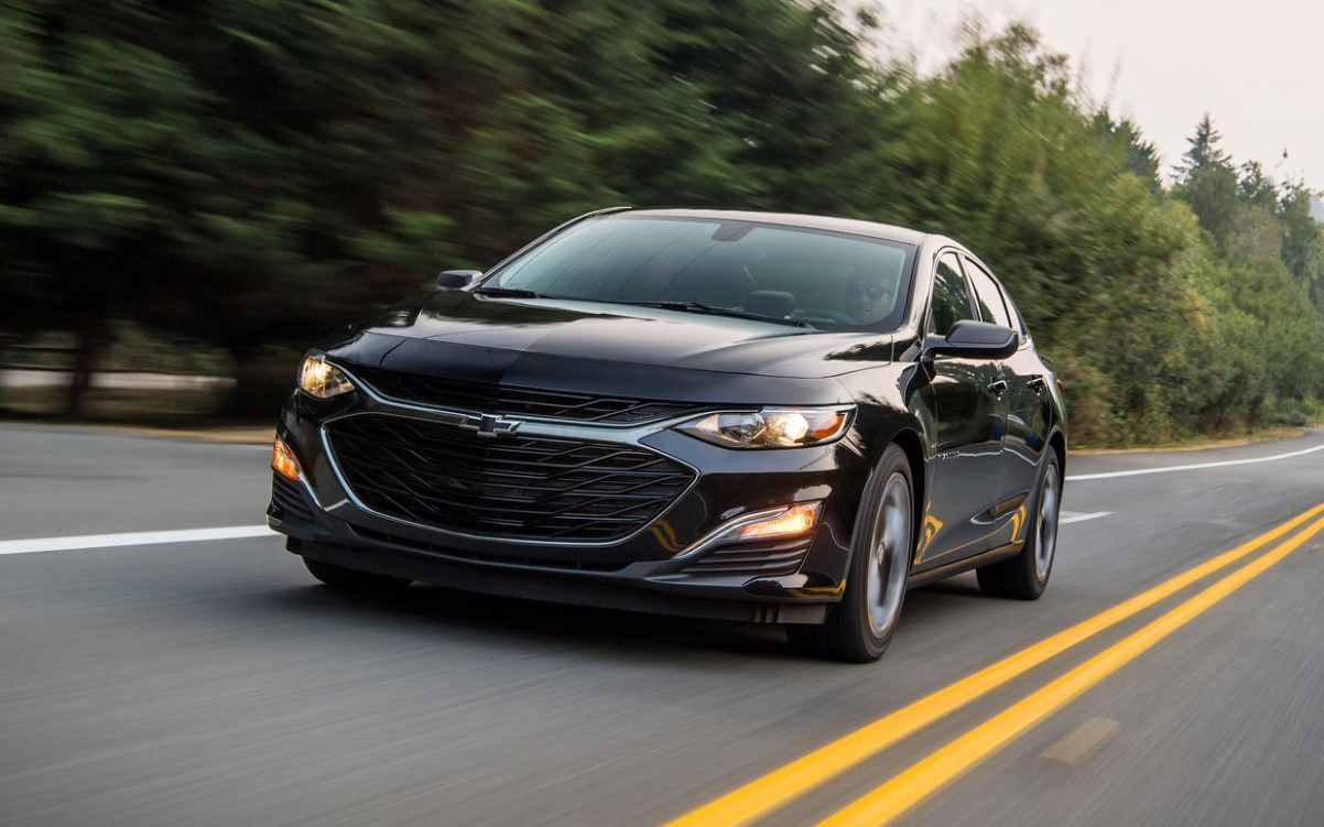 9 Chevrolet Malibu reviews, news, pictures, and video - Roadshow