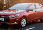 9 Chevrolet Onix Shows The Hatchback Side Of Its Personality In ...