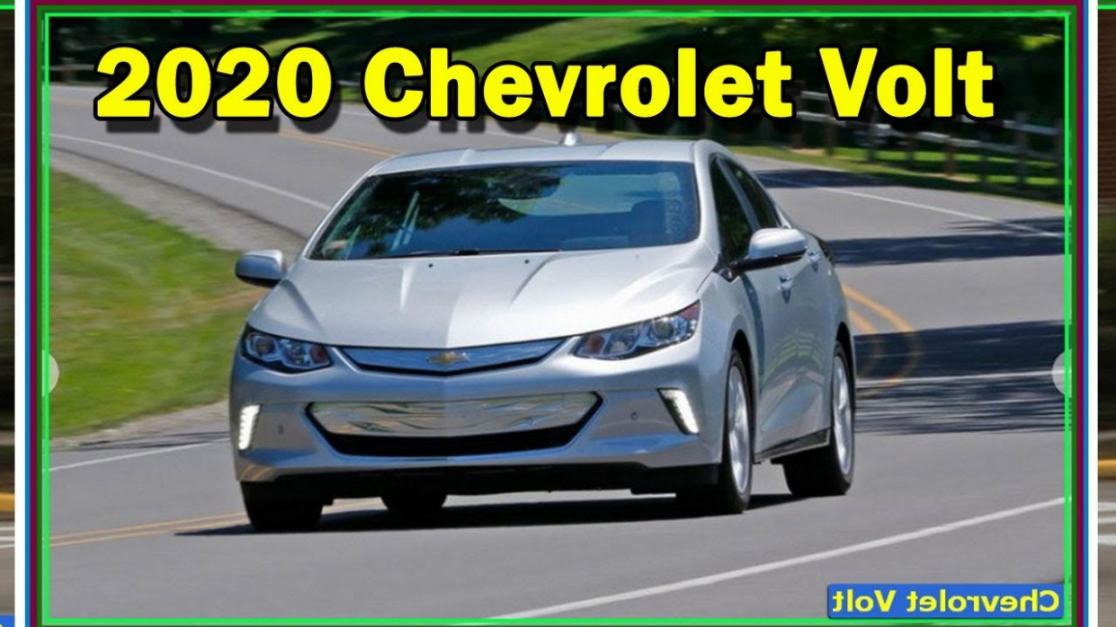 9 Chevrolet Volt Premier Review : 9 things to know about this fast  charging, plug-in hybrid - 2020 chevrolet volt