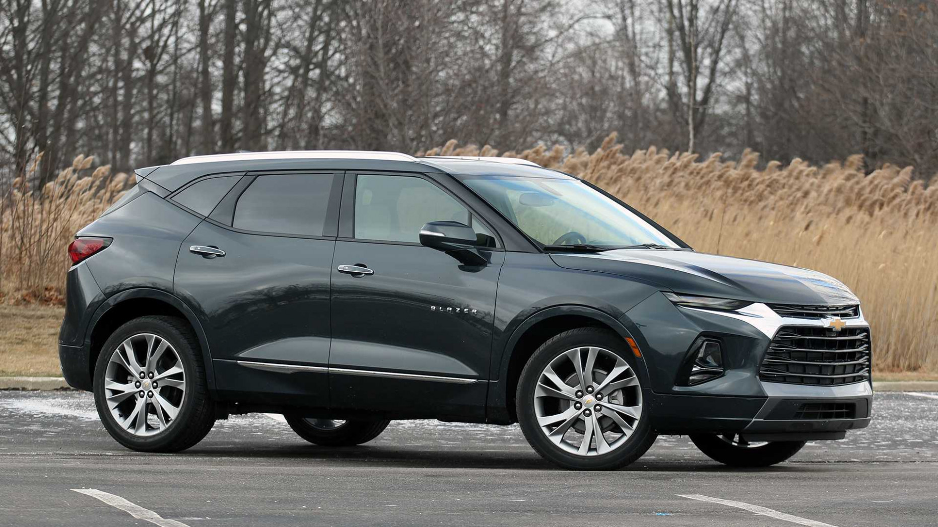 9 Chevy Blazer Premier AWD Review: Camaro Utility Vehicle