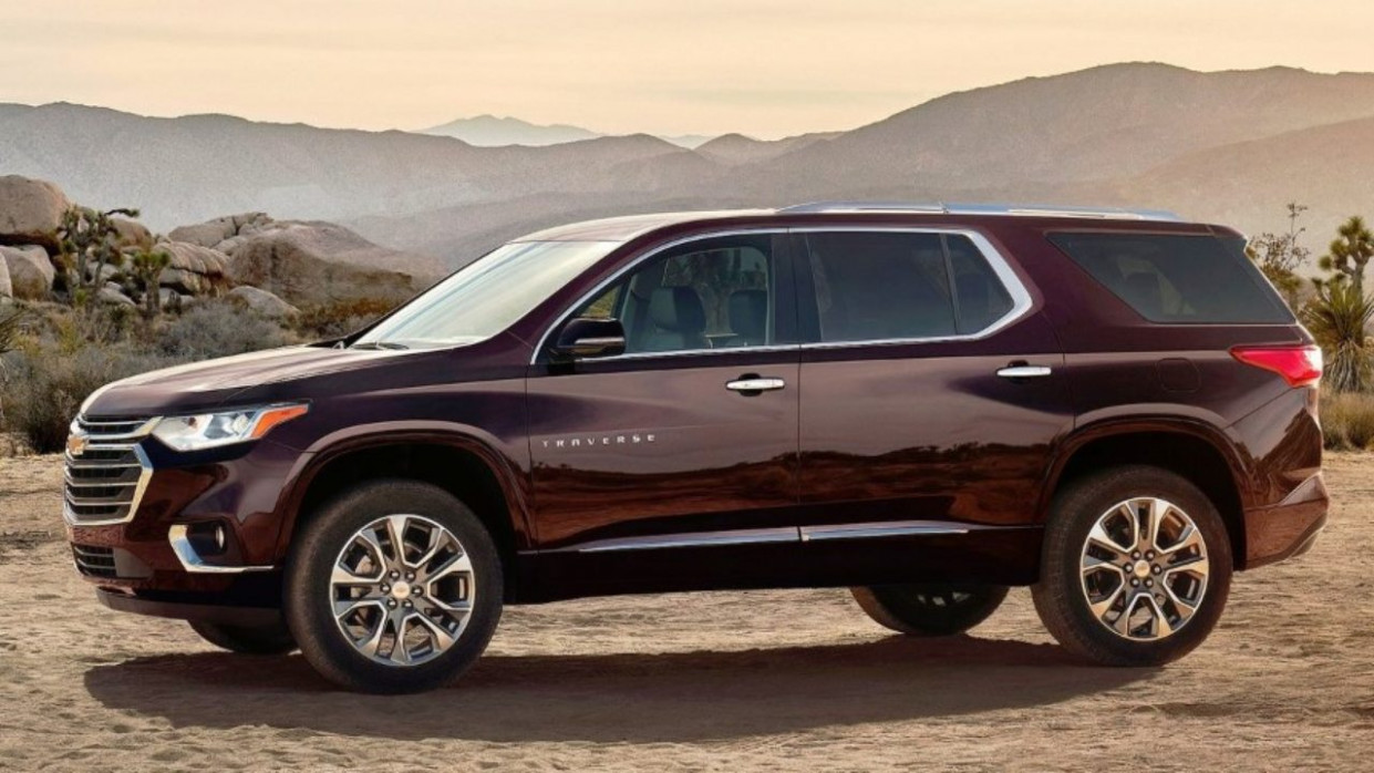 9 Chevy Traverse: Changes, Hybrid, Release Date - Best Rated ..