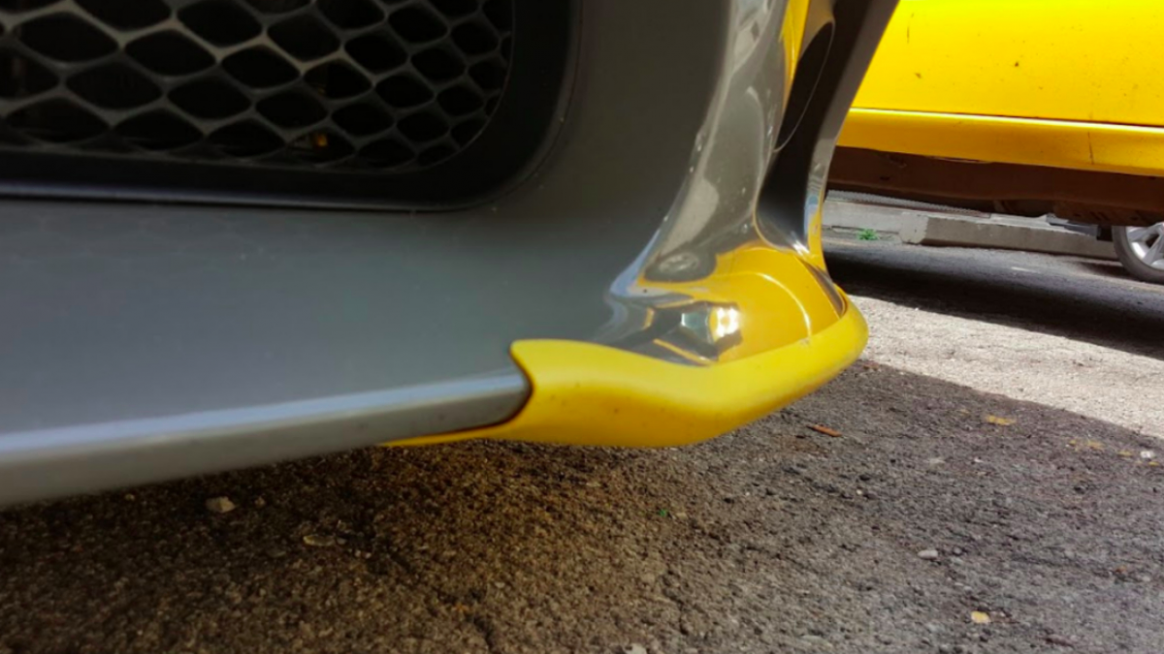 9 dodge charger yellow bumper guard New Interior 9*9 - 9 ...