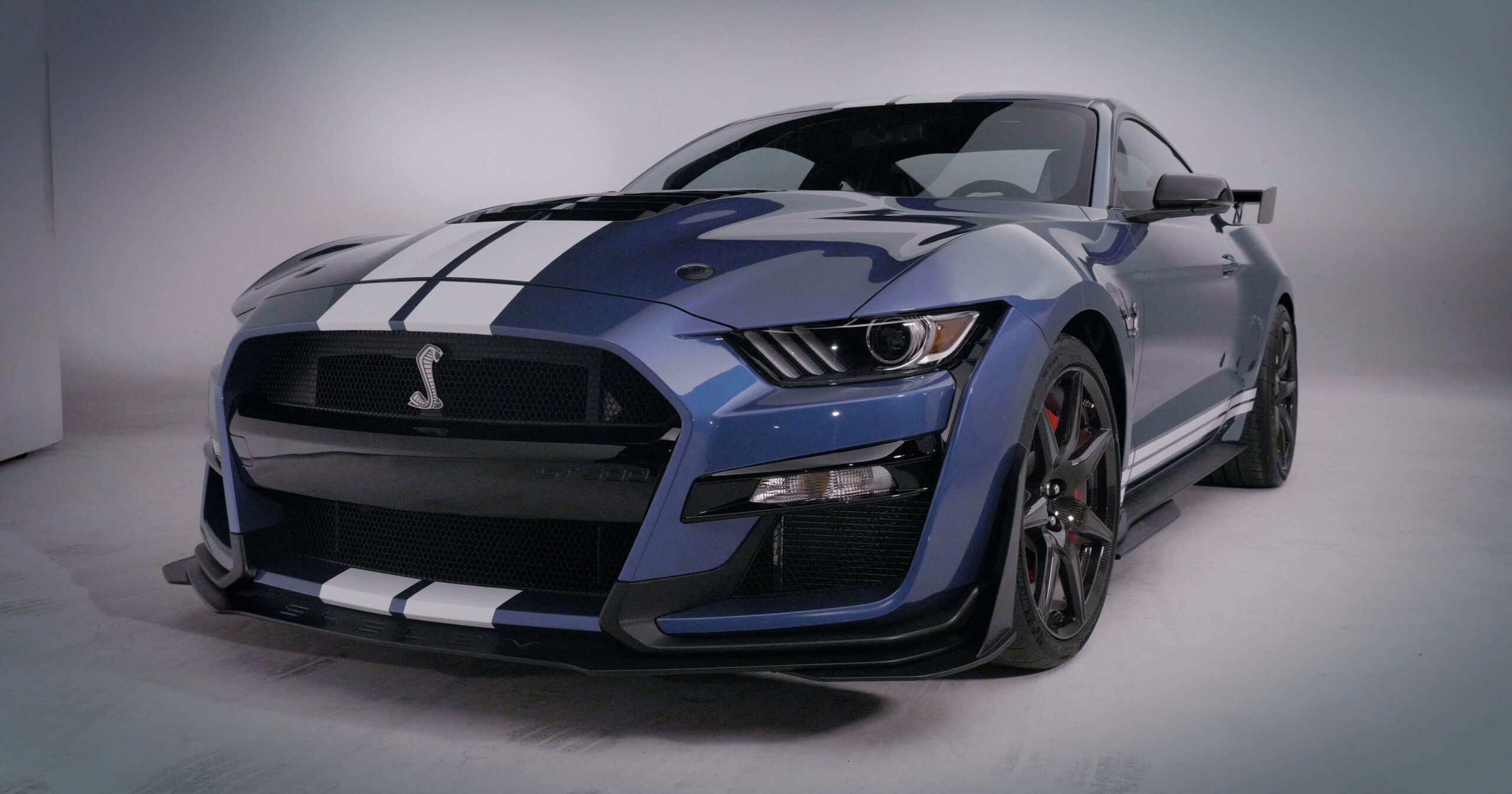 9 Ford Mustang Shelby GT9 has 9 hp to compete with Camaro ..
