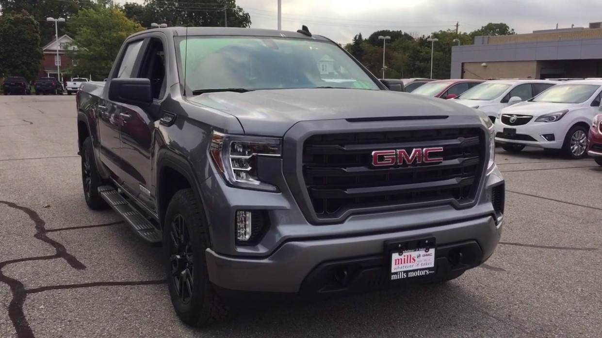 9 GMC Sierra 9 Crew Cab Elevation X9 Off Road Power Tailgate Heated  Steering Oshawa ON 9 - 2020 gmc x31