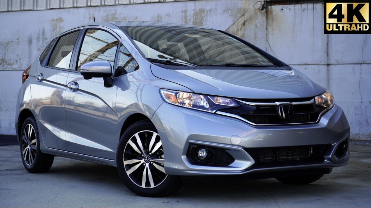 9 Honda Fit Review | The Final Fit in America? - 2020 honda fit ex-l
