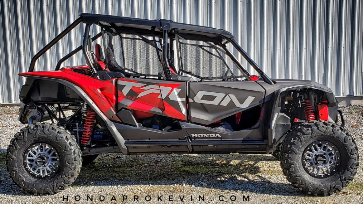 9 Honda TALON 9X-9 Accessories: Discount Prices, Pictures + ..