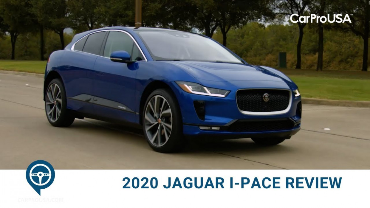 9 Jaguar I-PACE HSE Review