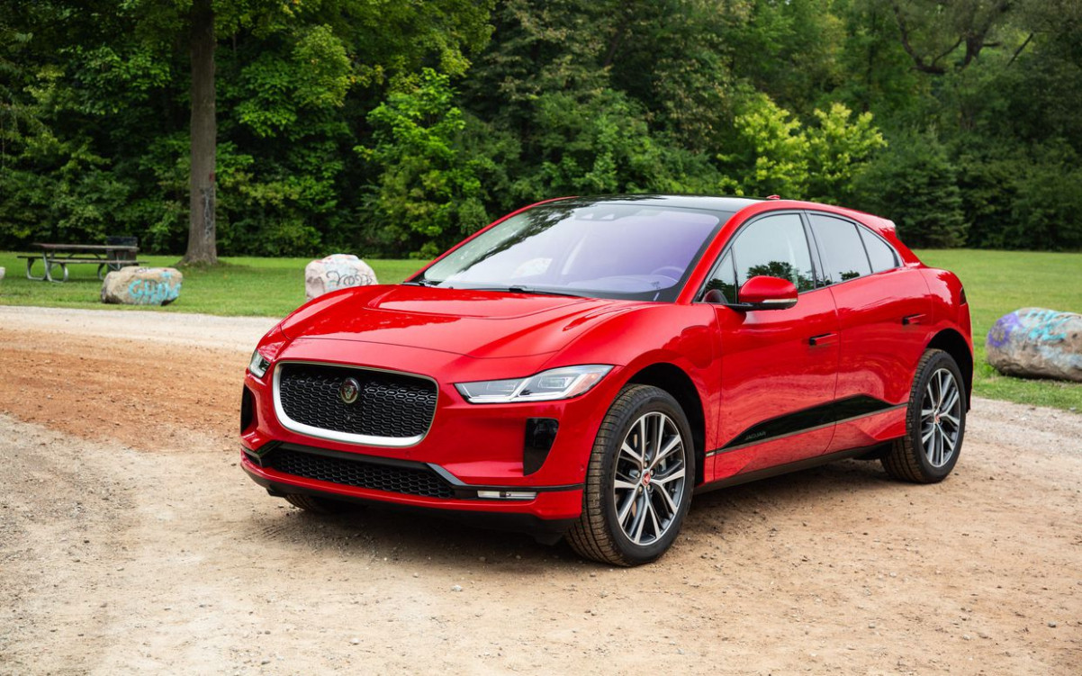 9 Jaguar I-Pace reviews, news, pictures, and video - Roadshow