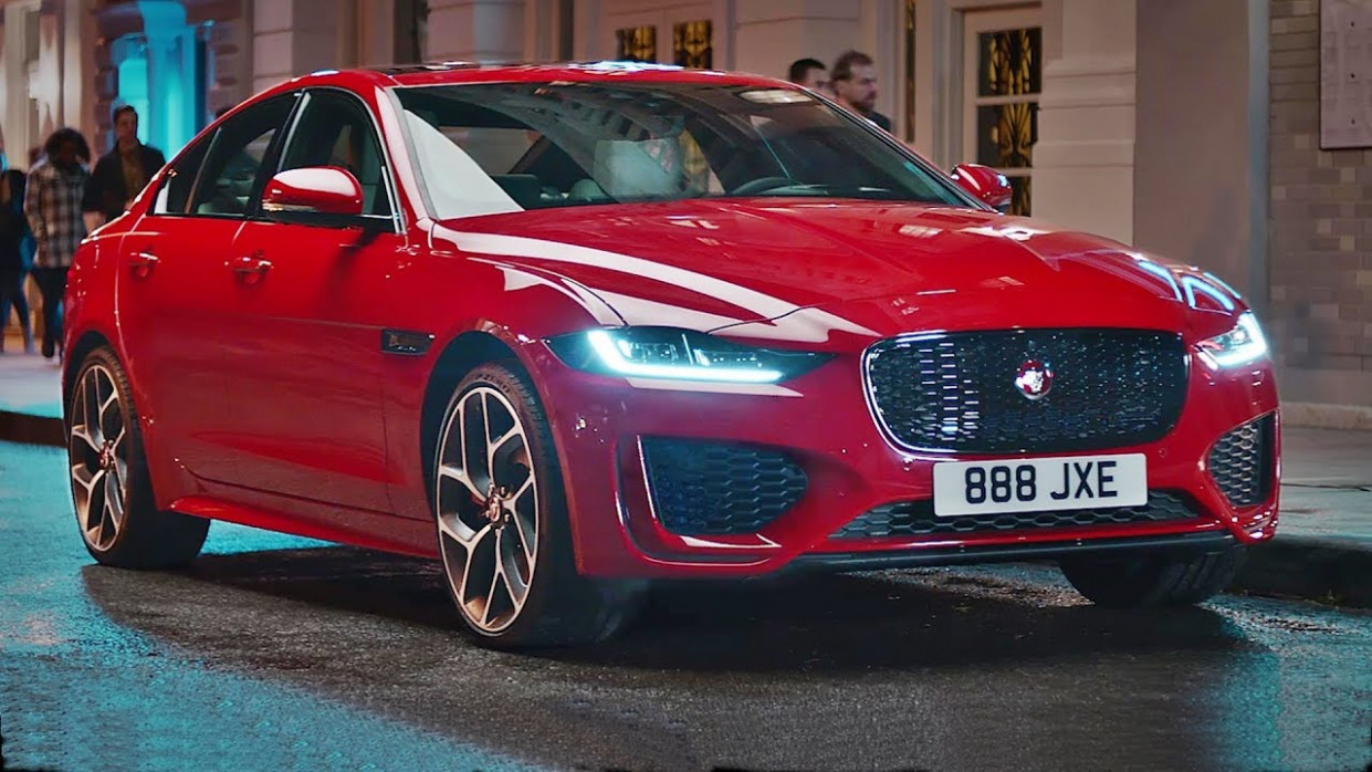 9 Jaguar XE - Features, Technology & interior Exterior Specs - jaguar 2020 advert