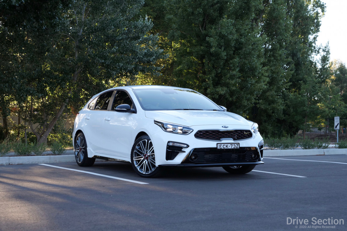 9 Kia Cerato GT Hatch Review – Drive Section