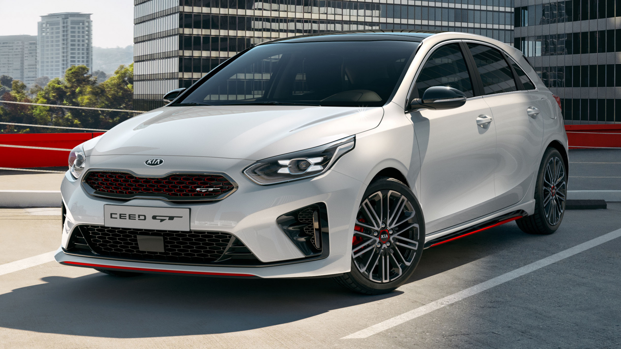 9 Kia Cerato GT previewed? Ceed GT, K9 GT revealed overnight ...