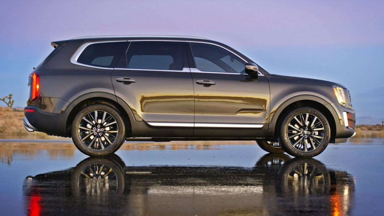 9 Kia Telluride - Luxury Large SUV! - 2020 kia big suv