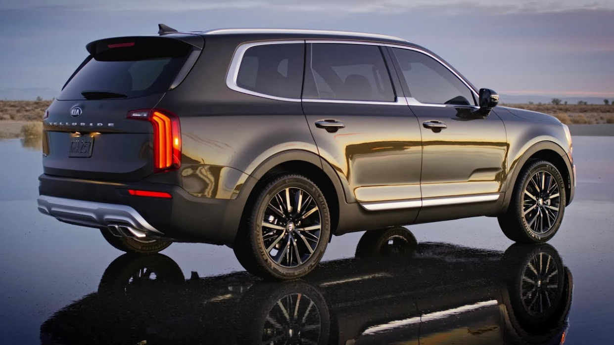 9 Kia Telluride - Perfect SUV!