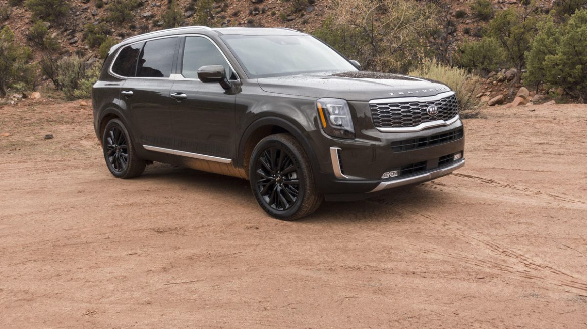 9 Kia Telluride review: Big style, bigger value - Roadshow - 2020 kia big suv