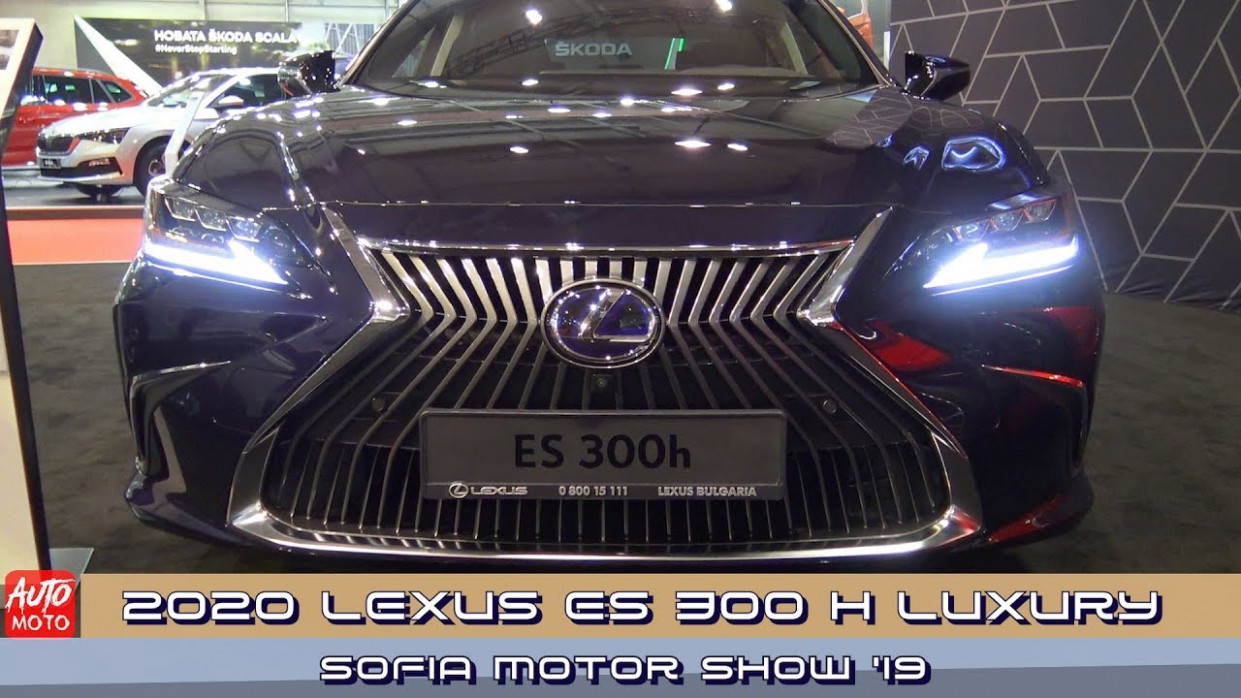 9 Lexus ES 9h Luxury - Exterior And Interior - Sofia Motor Show 9 - lexus es 2020 redesign
