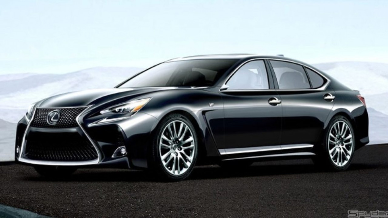 9 Lexus GS New Version; F-Sport Redesign, Changes & Release ..