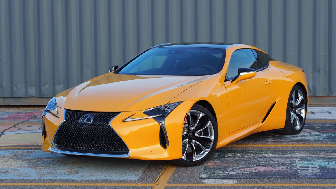 9 Lexus LC 9 review: Beauty and bewilderment - Roadshow - lexus driving experience 2020