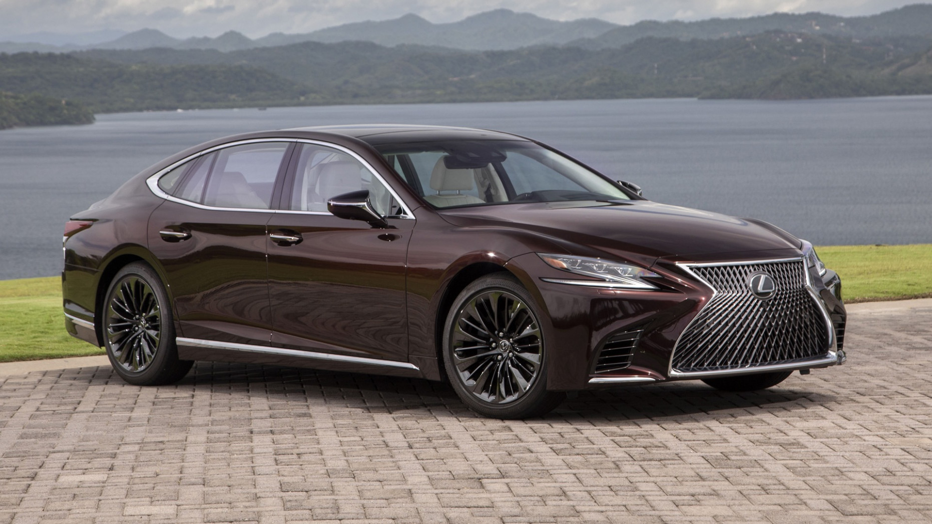 9 Lexus LS gets the Inspiration Series treatment
