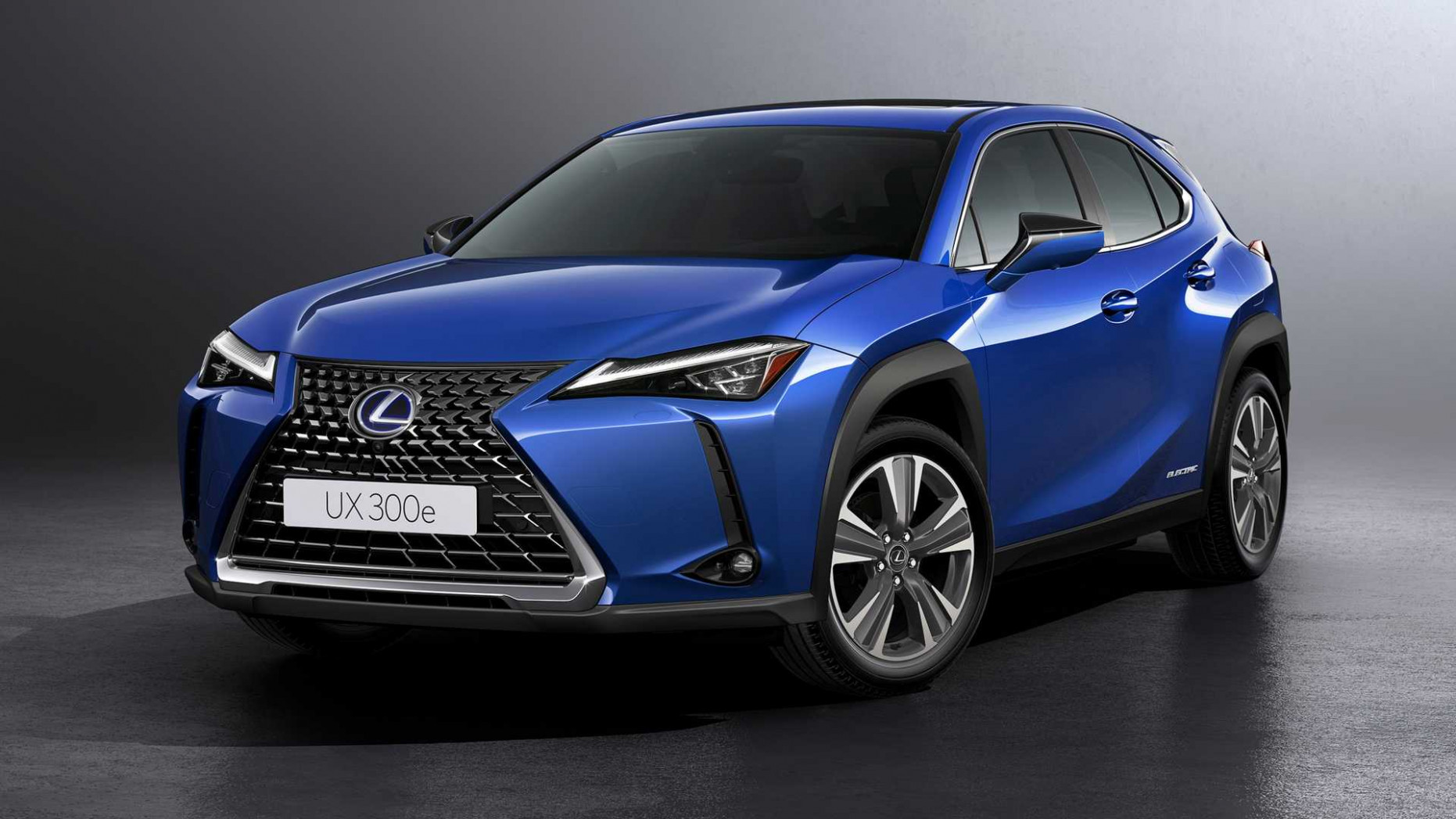 9 Lexus UX 9e Debuts As Brand's First-Ever Electric Vehicle