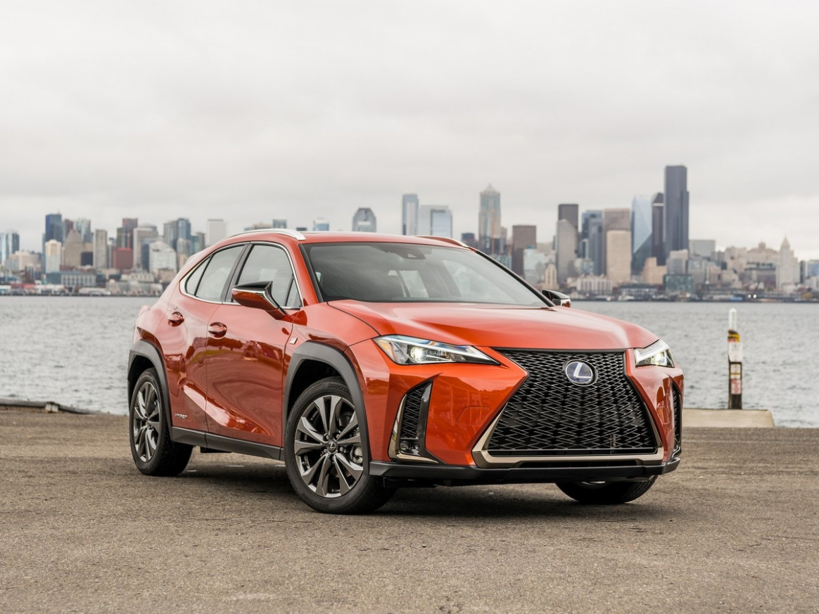 9 Lexus UX vs. 9 Volvo XC9 Comparison | Kelley Blue Book
