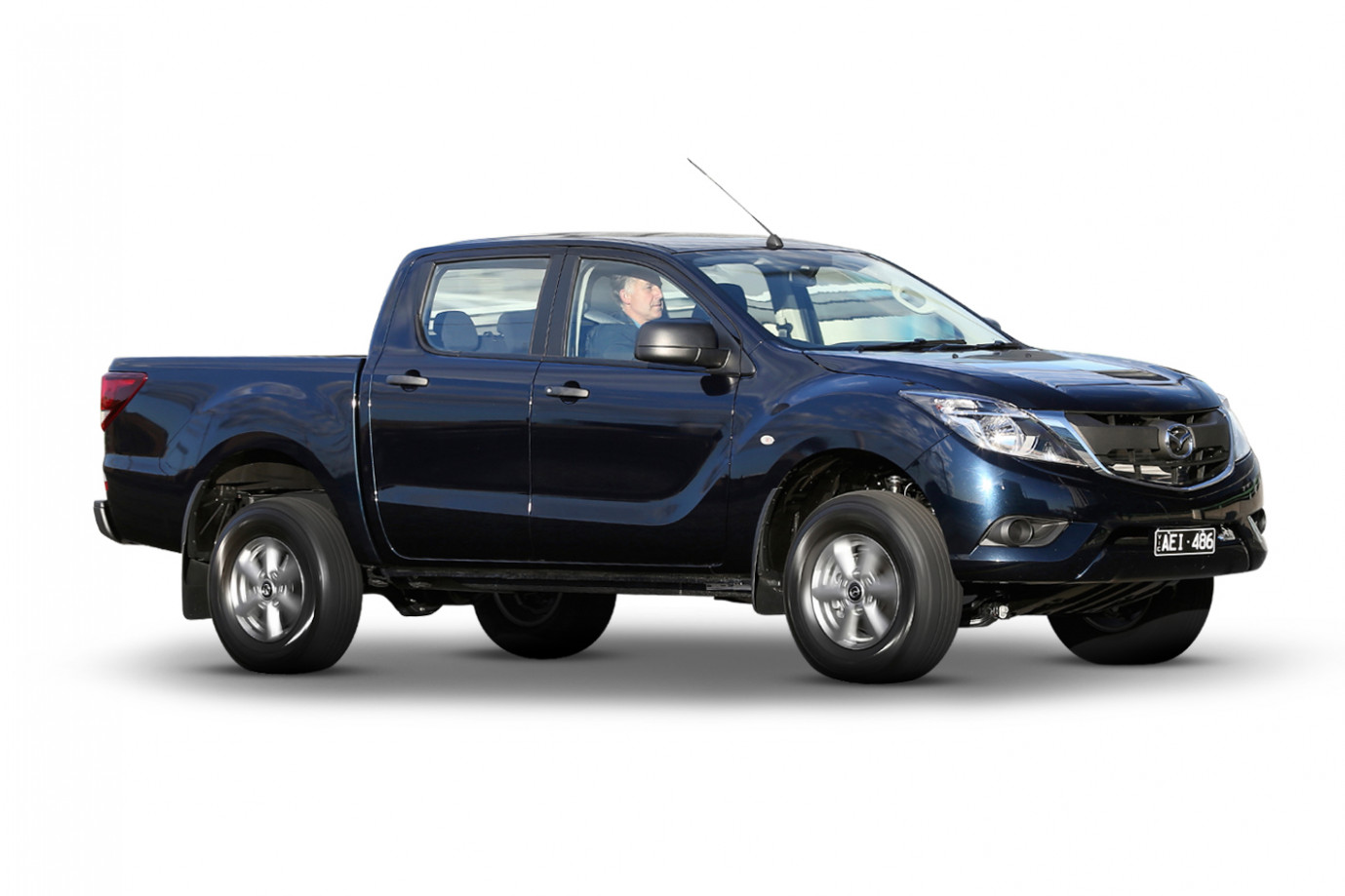 9 Mazda BT-9 XT (9x9) (9YR), 9.9L 9cyl Diesel Turbocharged ...
