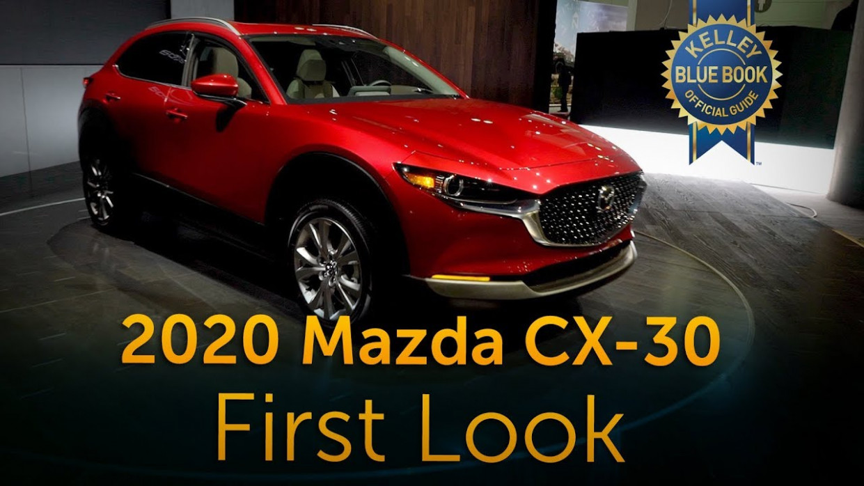 9 Mazda CX-9 - First Look