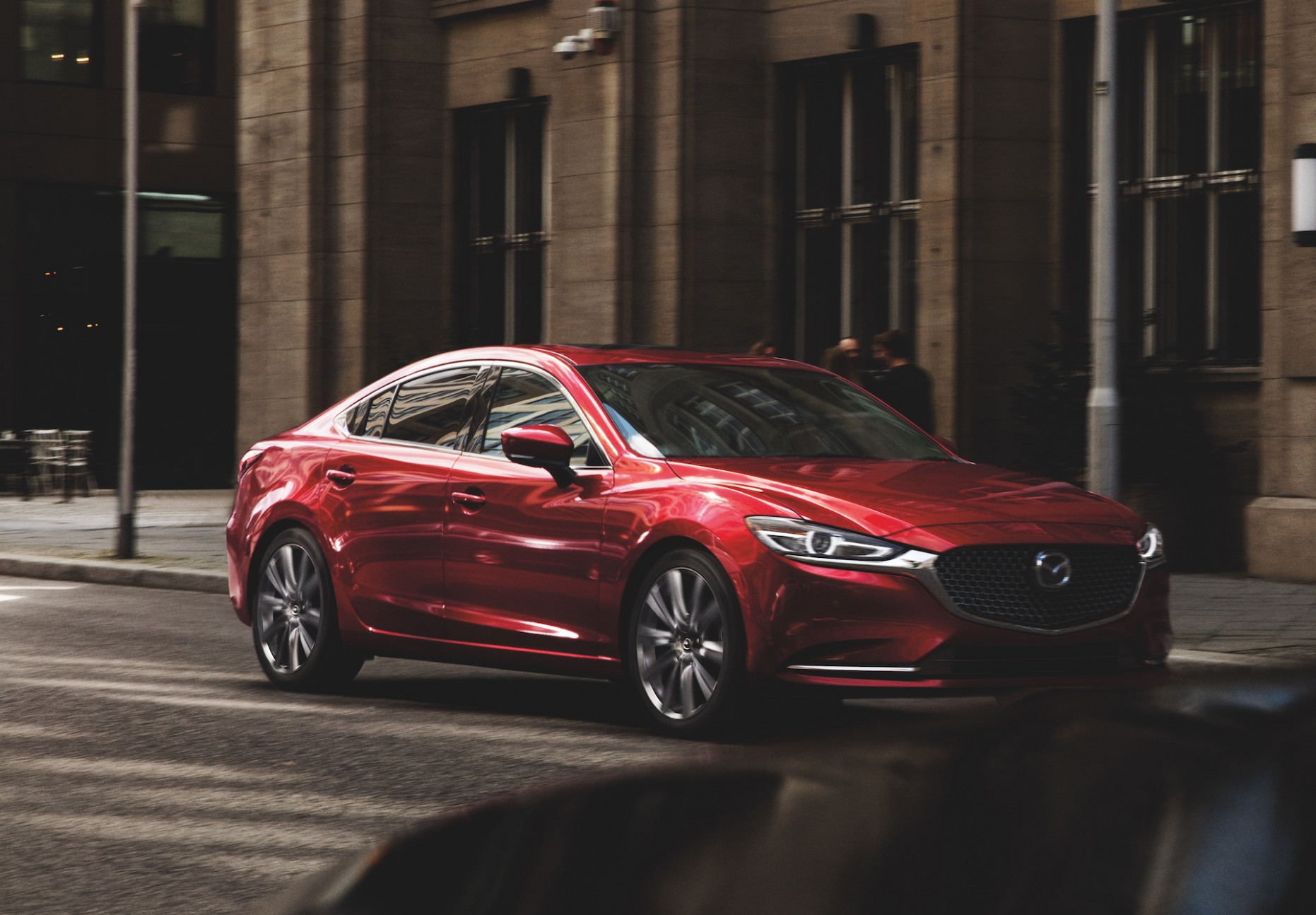 9 Mazda MAZDA9 Review, Ratings, Specs, Prices, and Photos - The ..