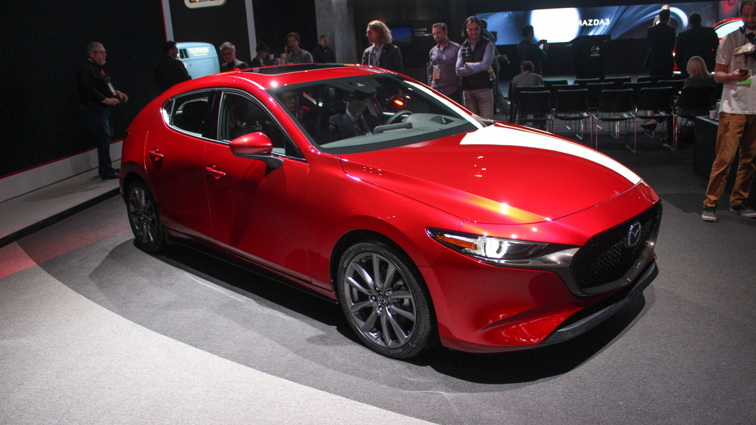 9 Mazda9 Premieres in LA with Concept Styling and AWD – WHEELS.ca