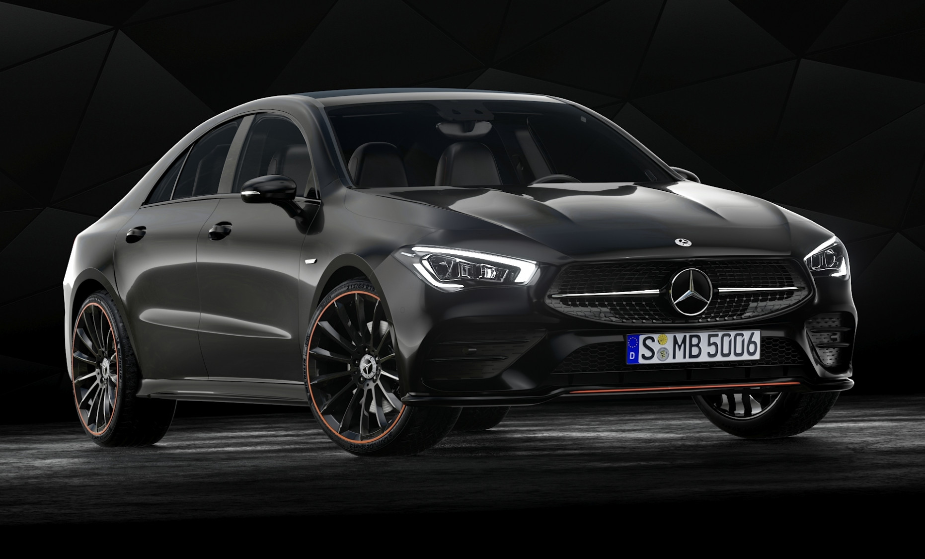 9 Mercedes-Benz CLA