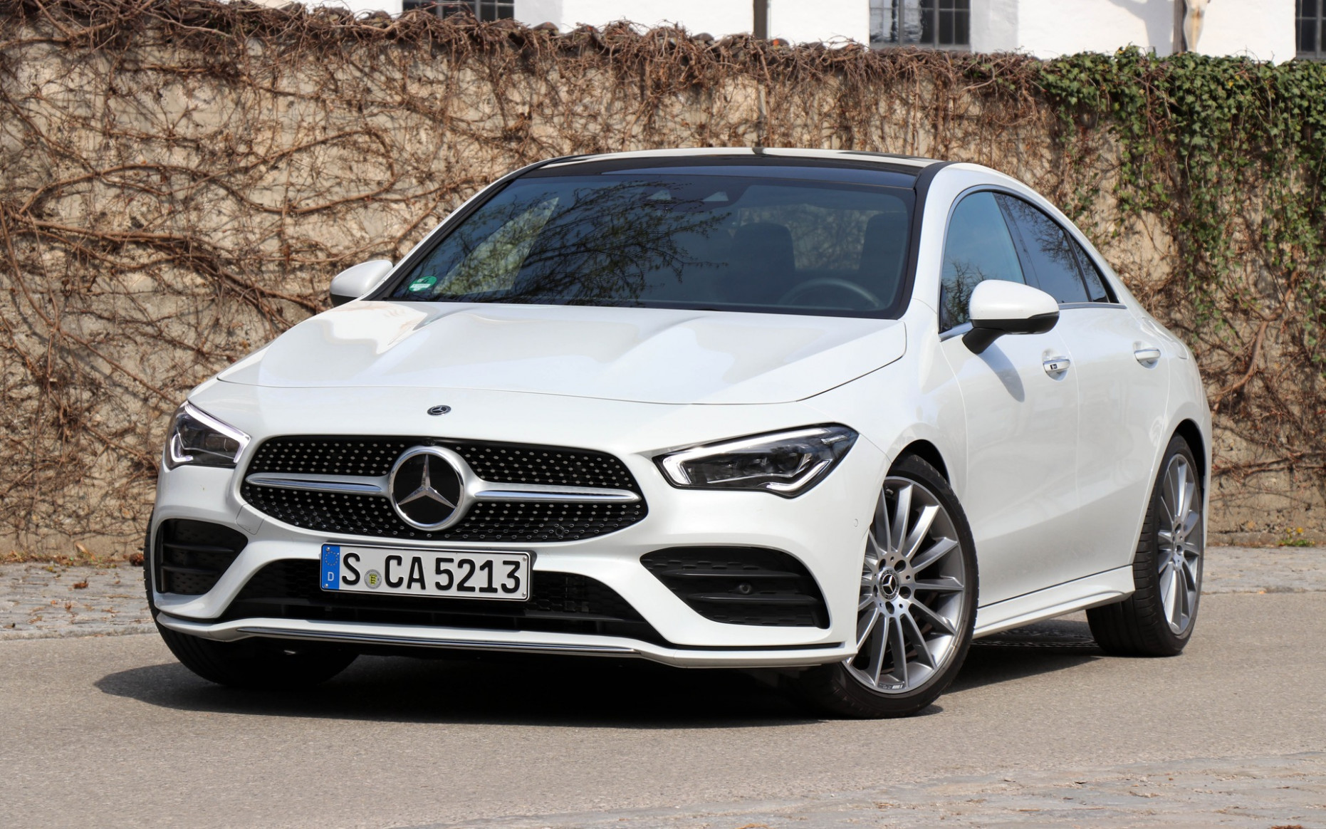 9 Mercedes-Benz CLA: Trying Hard to Stay Relevant - The Car Guide